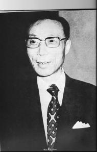 Run Run Shaw, Chinese movie mogul, in a picture from the early 1970s