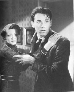 Sylvia Sidney, Henry Fonda in YOU ONLY LIVE ONCE (1937)
