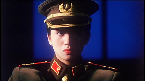 Anita Mui as Yoshiko Kawashima