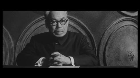 Takashi Shimura in JAPAN'S LONGEST DAY