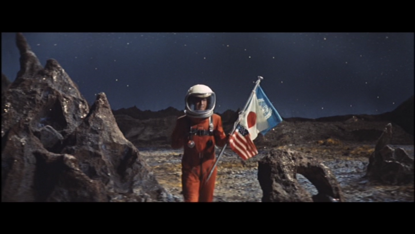 American Stars in Japanese Films: Nick Adams in GODZILLA VS