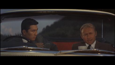 Glenn tells Fuji about his night with Miss Namikawa