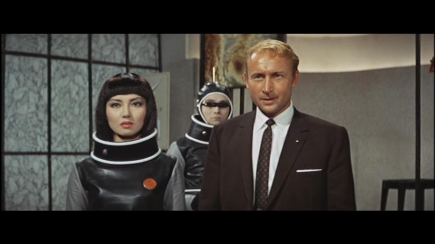 American Stars in Japanese Films: Nick Adams in GODZILLA VS  MONSTER