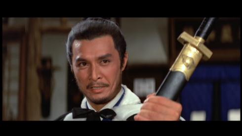 Kang Hua in THE BLACK TAVERN