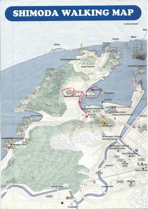 Shimoda Map 1