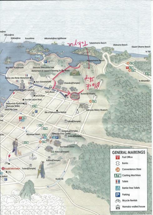 Shimoda Map 2